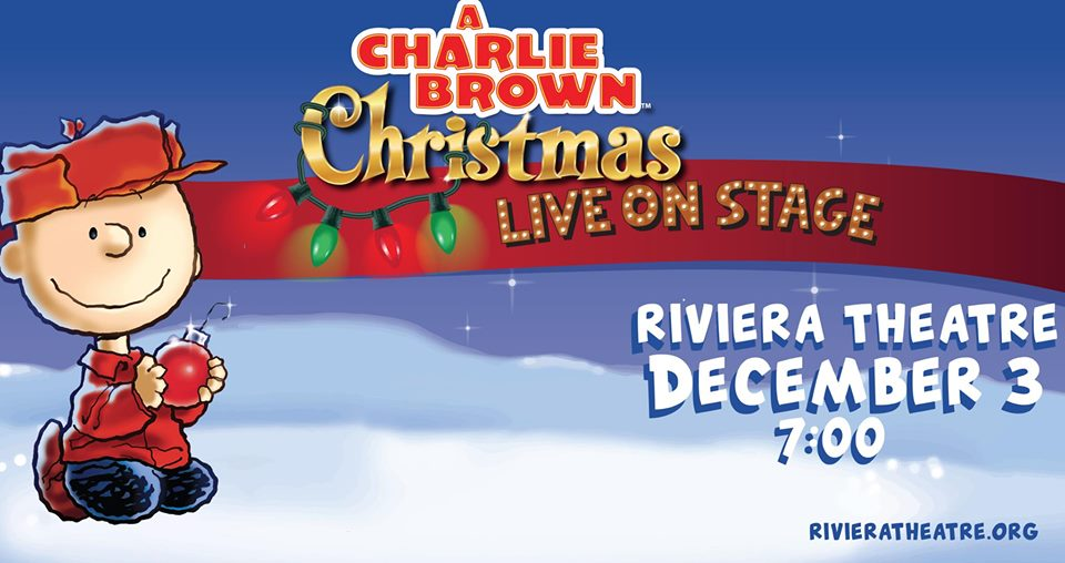 A Charlie Brown Christmas Live On Stage.A Charlie Brown Christmas Live On Stage Hosted By Riviera