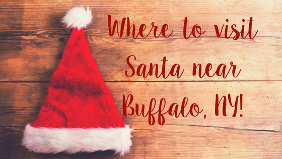 Where to visit Santa near Buffalo, NY!