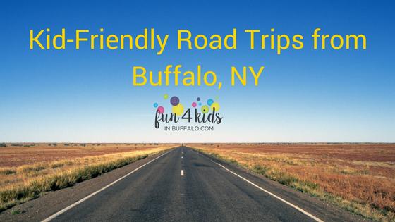 Kid Friendly Road Trips from Buffalo, NY