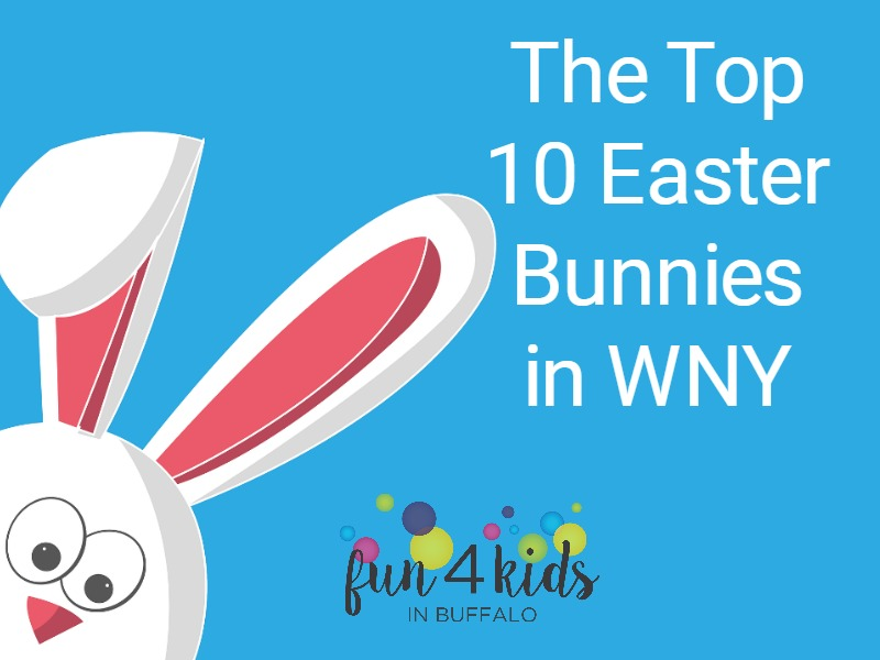 See the Easter Bunny in WNY