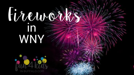 Fireworks in WNY