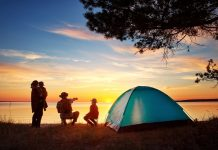 Family Friendly Campgrounds in WNY