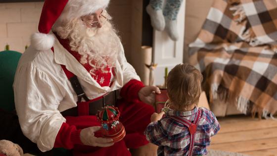Where to see Santa in Buffalo