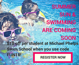 Coupon for Michael Phelps