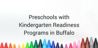 Preschools with Kindergarten Readiness Programs in Buffalo