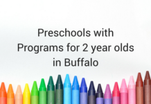 Preschools with Programs for 2 year olds in Buffalo