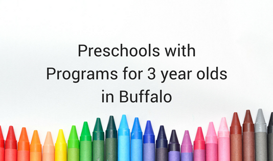Preschools with Programs for 3 year olds in Buffalo