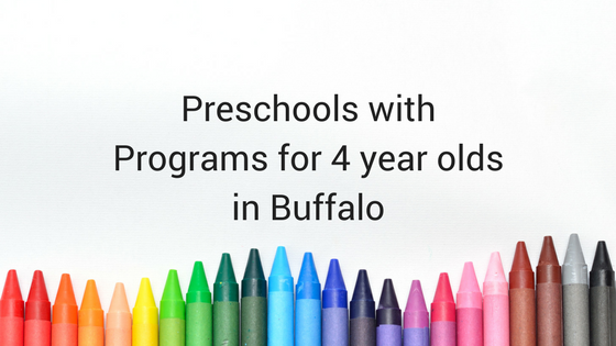 Preschools with Programs for 4 year olds in Buffalo