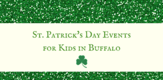 St. Patrick's Day Events for Kids in Buffalo