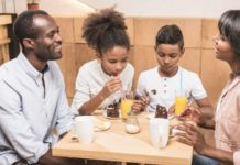 Where kids eat free in wny