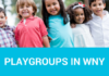 Playgroups in WNY