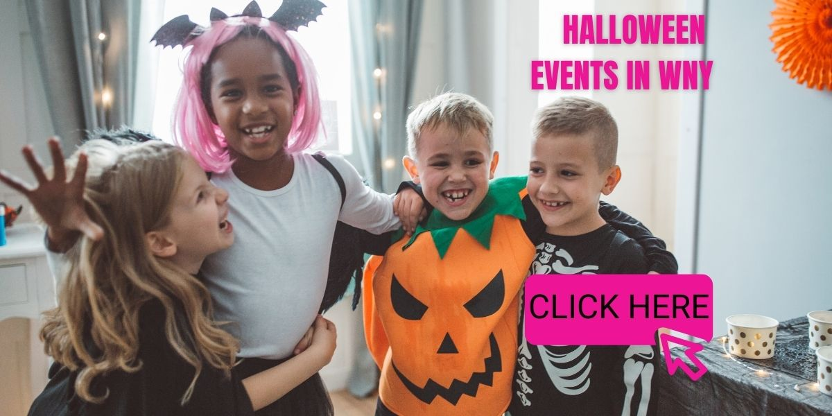 Halloween Events in WNY