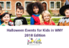 Halloween events for kids 2018