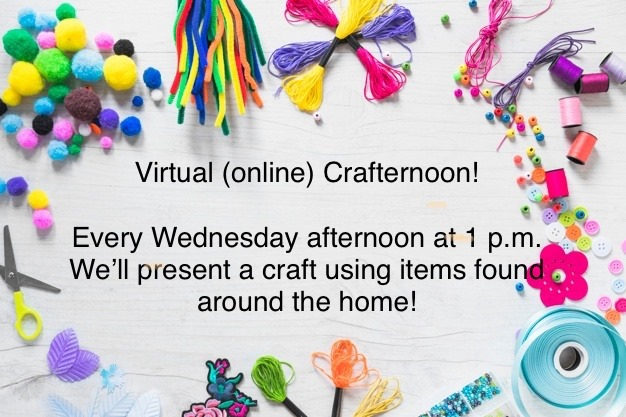 Virtual Crafternoon