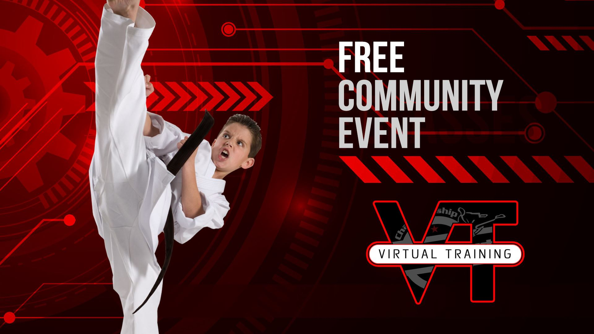 Virtual Martial Arts