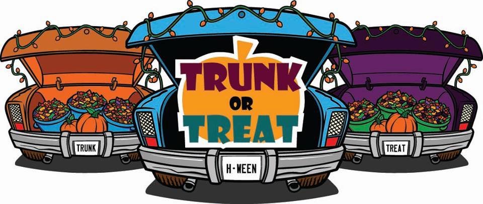 Trunk or Treat at Pop