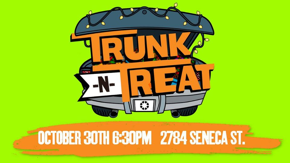 Trunk N Treat at theWELL