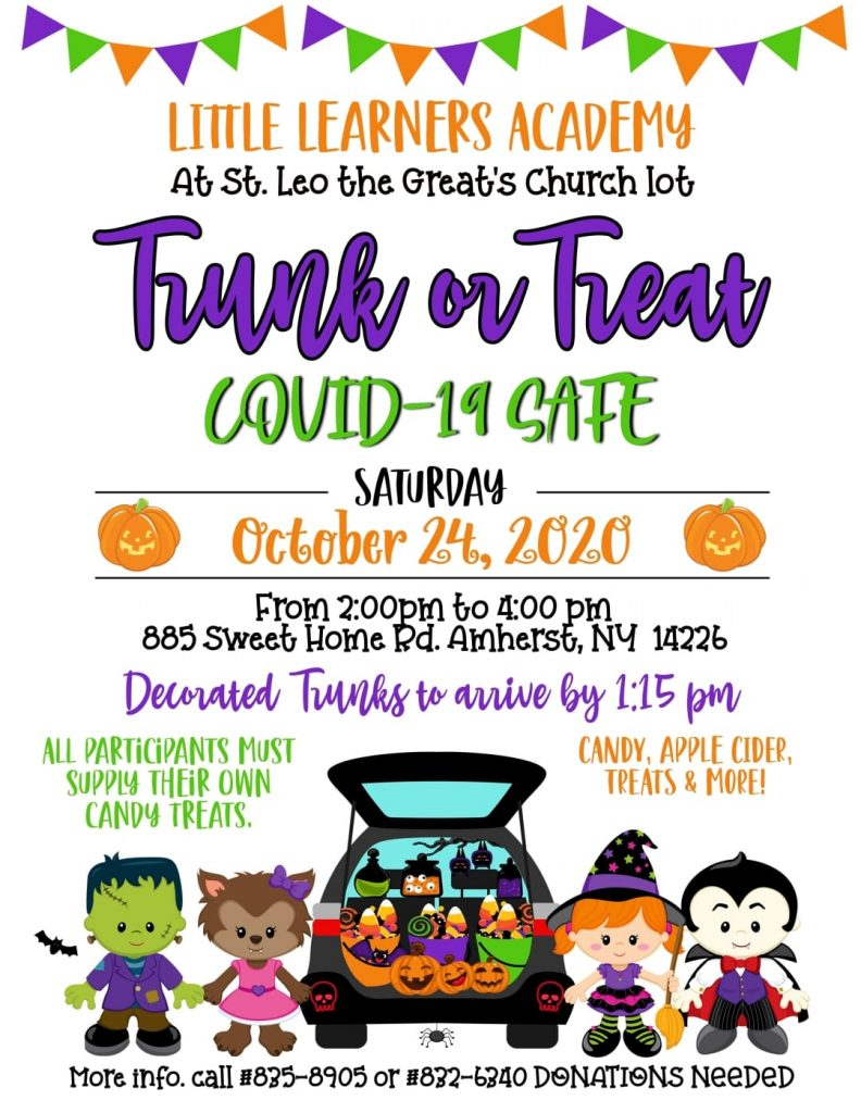 Trunk or Treat at Little Learners
