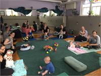 Baby Little Bean Yoga with Yoga Parkside