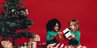 Holiday gifts for fun at home