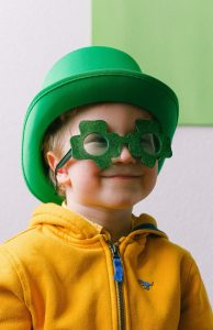 Host a st. patrick's day themed event