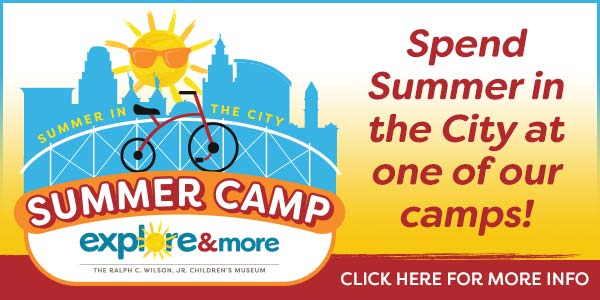 Summer camp at Explore and More